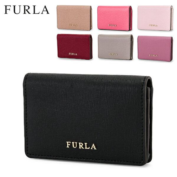 [全品最大15%OFFクーポン]フルラ Furla カードケース 名刺入れ バビロン レディース PS04 BABYLON S BUSINESS CARD CASE レザー 革 [glv15]