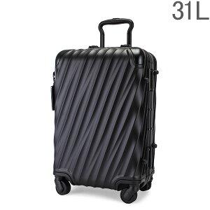トゥミ TUMI スーツケース 31L 4輪 19 Degree Aluminum インターナショナル・キャリーオン 036860MD2 マットブラック キャリーケース キャリーバッグ [glv15] あす楽