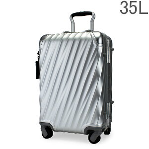 トゥミ TUMI スーツケース 35L 4輪 19 Degree Aluminum コンチネンタル・キャリーオン 036861SLV2 シルバー キャリーケース キャリーバッグ あす楽
