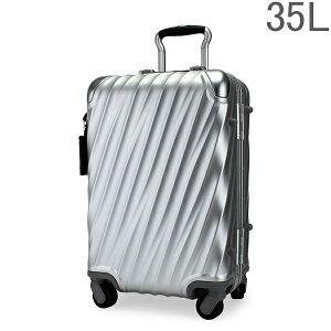 【GWもあす楽】トゥミ TUMI スーツケース 35L 4輪 19 Degree Aluminum コンチネンタル・キャリーオン 036861SLV2 シルバー キャリーケース キャリーバッグ [glv15] あす楽