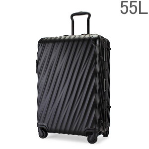 トゥミ TUMI スーツケース 55L 4輪 19 Degree Aluminum ショート・トリップ・パッキングケース 036864MD2 マットブラック キャリーケース キャリーバッグ あす楽