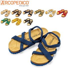 [全品最大15%OFFクーポン]アルコペディコ Arcopedico サンダル サルーテライン サンタナ 5061140 レディース コンフォートサンダル 靴 シューズ 快適 外反母趾予防 [glv15]