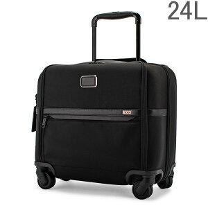 トゥミ TUMI スーツケース 24L アルファ 3 コンパクト 4ウィール ブリーフ ALPHA 3 Compact 4 Wheeled Brief 1171571041 ブラック Black [glv15] あす楽