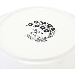 Arabiaアラビア北欧食器ブラックパラティッシ(ブラックパラティッシブラパラ)PARATIISIBLACK&WHITE641180006671-6フラットプレート(皿)Plateflat21cm