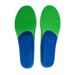 シダスSidasインソールコンフォート3D310894000オールラウンドInsolesComfort3DCSE3DCOMFORT17Blue/Green/Blue中敷きシューズアクセサリー[glv15]