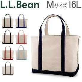【エントリーで最大P4倍 3/9 23:59迄】エルエルビーン L.L.Bean トートバッグ Mサイズ 16L ボートアンドトート 112636 バッグ レギュラーハンドル メンズ レディース 鞄 おしゃれ あす楽
