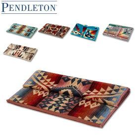ペンドルトン Pendleton フェイスタオル アイコニック ジャガード ハンドタオル XB219 Iconic Jacquard Towels-Hand 幅広 野外フェス あす楽