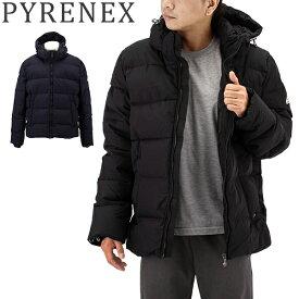 ピレネックス Pyrenex ダウンジャケット スプートニック HMO009 MEN SPOUTNIC MAT アウター ジャケット メンズ ダウン ショート丈 おしゃれ あす楽