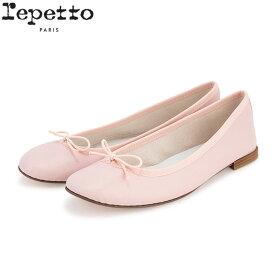 レペット Repetto バレエシューズ サンドリヨン レザー V086C ライトピンク MYTHIQUE FEMME CENDRILLON フラットシューズ レディース 革靴