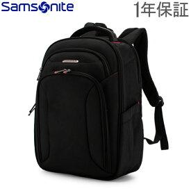 サムソナイト Samsonite バックパック リュック メンズ XENON 3 89430-1041 ブラック Slim Backpack Black リュックサック ビジネスバッグ ビジネスリュック あす楽