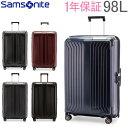 サムソナイト Samsonite スーツケース 98L 軽量 ライトボックス スピナー 75cm 79300 Lite-Box SPINNER 75/28 キャリーバッグ あす楽