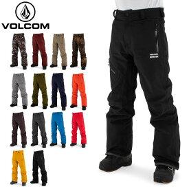 ボルコム Volcom L GORE-TEX PANT Men's メンズ スノーウェア ゴアテックス パンツ G1351904 スノーボード ウェア スノボ ボードウェア あす楽