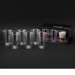 ボダムBodumグラスキャンティーンダブルウォールグラス400mL6個セット耐熱保温保冷10110-10-12DoubleWallCoolerCanteen