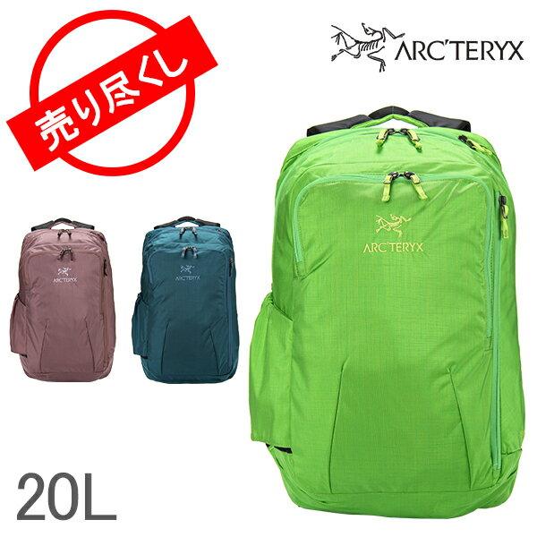 【赤字売切り価格】アークテリクス Arc'teryx バックパック ペンダー 16186 Backpack Pender リュック デイパック 通勤 アウトドア アウトレット