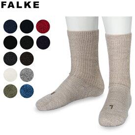 【5%還元】【あす楽】ファルケ FALKE ウォーキー 靴下 ソックス レディース ウール混 おしゃれ 厚手 あったか WALKIE 16480 Walkie Ergo 冷え取り ウォーキング