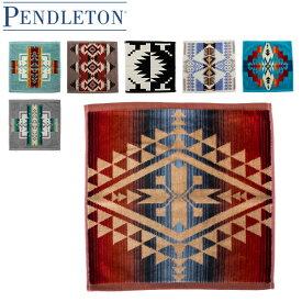 ペンドルトン Pendleton ハンドタオル アイコニック ジャガード ウォッシュタオル XB220 Iconic Jacquard Towels-Wash タオル ハンカチ 5%還元 あす楽