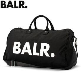 【あす楽】ボーラー Balr ダッフルバッグ B10031 ブラック U-Series Duffle Bag 鞄 ボストンバッグ トラベルバッグ 人気 ユニセックス サッカー 旅行【5%還元】