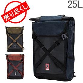 【あす楽】赤字売切り価格 クローム Chrome バックパック 25L ブラーボ 2.0 BG-190 Backpacks Bravo 2.0 リュック ロールトップ メンズ クリアランス【5%還元】