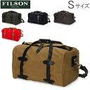 【あす楽】 フィルソン Filson スモール ダッフルバッグ Small Duffle Bag Sサイズ 70220 ボストンバッグ キャンバス …