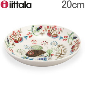 イッタラ iittala 深皿 20cm タイカ ディーププレート 1026722 シーメス Taika Plate Deep Siimes 皿 北欧 インテリア デザイン 食器【あす楽】