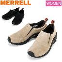 メレル Merrell ジャングルモック レディース 靴 シューズ 軽量 スニーカー スリッポン モックシューズ アウトドア Women's JUNGLE MOC 5%還元 あす楽