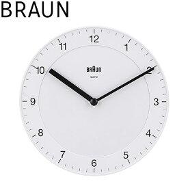 ブラウン BRAUN 時計 掛け時計 ウォールクロック BC06 Classic Analogue Wall Clock 掛時計 アナログ ブランド インテリア あす楽