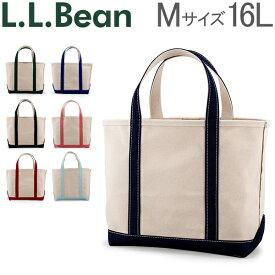 【お盆もあす楽】エルエルビーン L.L.Bean トートバッグ Mサイズ 16L ボートアンドトート 112636 バッグ レギュラーハンドル メンズ レディース 鞄 おしゃれ あす楽