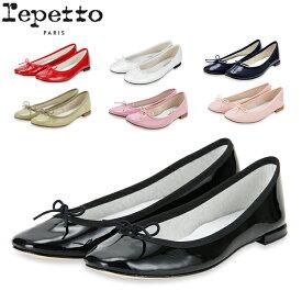 レペット Repetto バレエシューズ サンドリヨン エナメル V086V MYTHIQUE FEMME CENDRILLON フラットシューズ レディース 革靴 かわいい レザー パテント あす楽