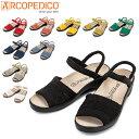 アルコペディコ Arcopedico サンダル クラシックライン シャープ 5061230 レディース コンフォートサンダル 靴 軽量 …