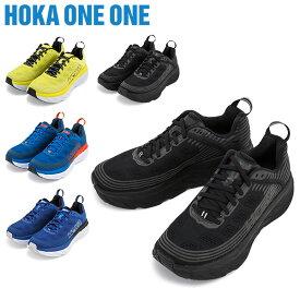 【お盆もあす楽】ホカオネオネ Hoka One One ボンダイ 6 Bondi 6 メンズ ランニングシューズ 10192 ROAD RUNNING スニーカー 靴 スポーツ マラソン 軽量 あす楽