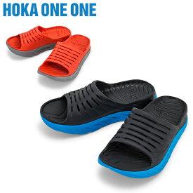 【お盆もあす楽】ホカオネオネ Hoka One One メンズ サンダル オラ リカバリー スライド ORA Recovery Slide 1099673 スライドサンダル 靴 スポーツ 軽量 あす楽