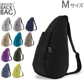 ヘルシーバックバッグ Healthy Back Bag テクスチャードナイロン Mサイズ ボディバッグ ショルダーバッグ 撥水 斜めがけ 6304 アメリバッグ Lデイリー Mデイリー あす楽
