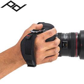 ピークデザイン Peak Design カメラ ストラップ カメラアクセサリー クラッチ CL-3 ブラック Camera Straps Clutch カメラベルト おしゃれ あす楽