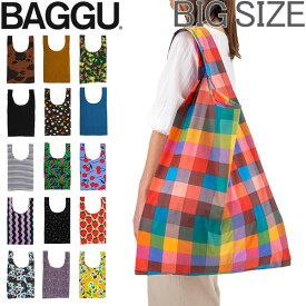 エコバッグ バグゥ Baggu バグー ビッグバグゥ 1281-F102 Big Baggu トートバッグ 折り畳み マイバッグ ナイロン レジバッグ おしゃれ あす楽