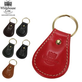 Whitehouse Cox ホワイトハウスコックス Padded Keyfob Size 4.2 × 8.0cm Ring diameter 2.5cm S0668 キーホルダー あす楽