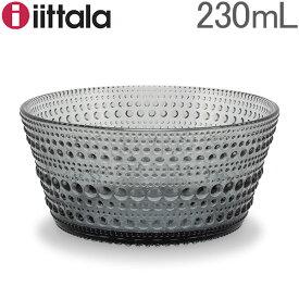 iittala イッタラ カステヘルミ Bowl 1PC (2013 ASSORTMENT) ボウル グレー 6411920059261/ 1007530 230ml