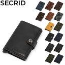 セクリッド シークリッド Secrid ミニウォレット Mini Wallet 財布 レザー 871821528 カードケース パスケース 革 メ…