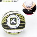 トリガーポイント Trigger Point マッサージボール TP ストレッチ トレーニング セルフマッサージ グリーン TP MASSAG…