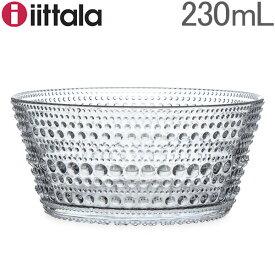 イッタラ ボウル カステヘルミ 230ml 0.23L 北欧ブランド インテリア 食器 1個入 クリア 64-1192-000940-2 iittala KASTEHELMI Bowl