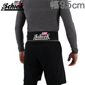 シーク Schiek リフティングベルト Model L7010 筋トレ ウエイトトレーニング レザー バーベル トレーニング ベルト 腰 サポーター ブラック 10CM あす楽