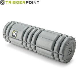 トリガーポイント Trigger Point マッサージ コアミニフォームローラー マッサージローラー ストレッチ CORE Mini Foam Roller - 12 03328 グレー 筋膜リリース Triggerpoint あす楽