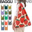 バグゥ Baggu バグー エコバッグ スタンダードバグゥ Standard Baggu トートバッグ 折り畳み マイバッグ ナイロン レ…