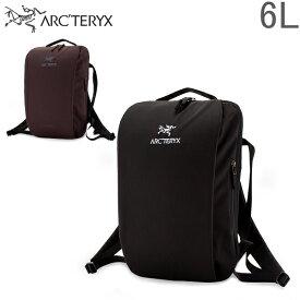 【5%還元】【あす楽】アークテリクス Arc'teryx リュック ブレード 6 バックパック 6L 16180 Blade 6 Backpack メンズ レディース 通勤 通学 PCバッグ