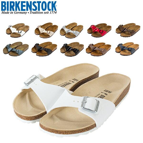 【GWもあす楽】 ビルケンシュトック Birkenstock サンダル マドリッド Madrid 細幅 Narrow ビルケン レディース 女性 靴 アウトドア おしゃれ 母の日 母の日ギフト