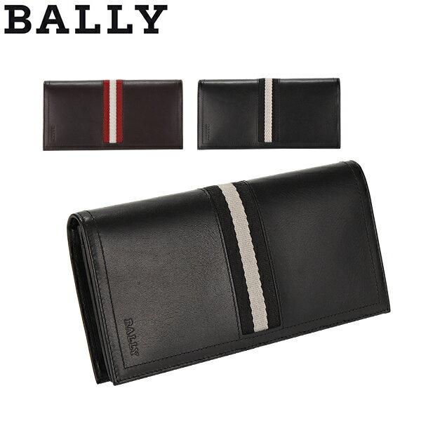 バリー Bally 長財布 小銭入れ付 TALIRO TRAINSPOTTING 財布 レザー 本革 メンズ