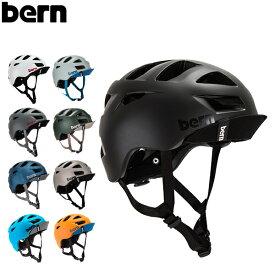 バーン Bern ヘルメット オールストン Allston オールシーズン 大人 自転車 スノーボード スキー スケートボード BMX スノボー スケボー BM06Z 【コンビニ受取可】