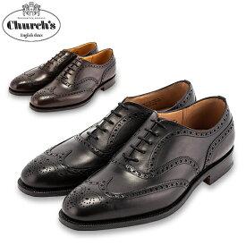 【あす楽】 チャーチ Church's CHETWYND チェットウィンド ウイングチップ レザーシューズ メンズ 革靴 牛革 カーフ 男性 レースアップ Calf Leather EEB007【5%還元】