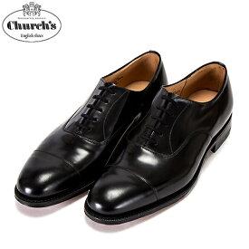【あす楽】 チャーチ Church's コンサル Consul 173 レザーソール ストレートチップ ブラック ( G / F ) ポリッシュド バインダー メンズ 革靴 EEB003 Polished Binder【5%還元】