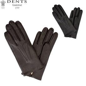 デンツ Dents 手袋 メンズ Bath 手ぶくろ シープスキン 上質 革 レザー 羊革 カシミア ヘアシープ グローブGloves (M) 5-9001 あす楽