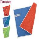 デュオテックス Duotex ダブルクロス 多目的用 ニット + テックス クロス ふきん 油汚れ ガラス 窓 鏡 Premium Cloth …